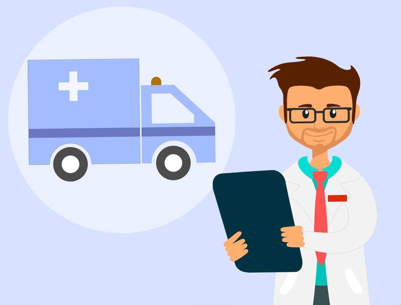 Emergencias médicas y sanitarias